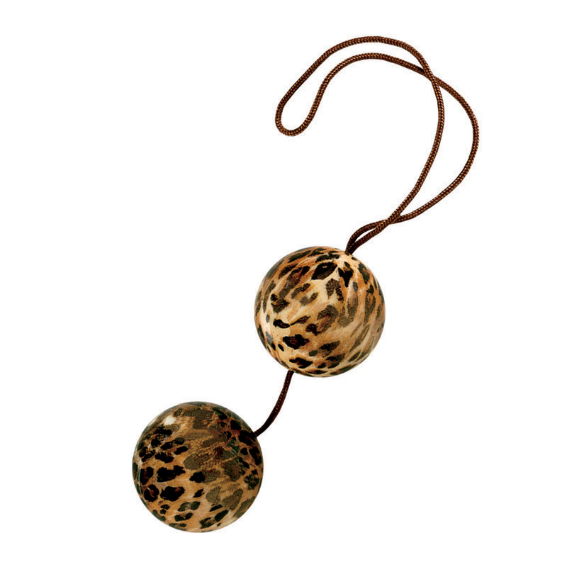 The Leopard Duotone Balls