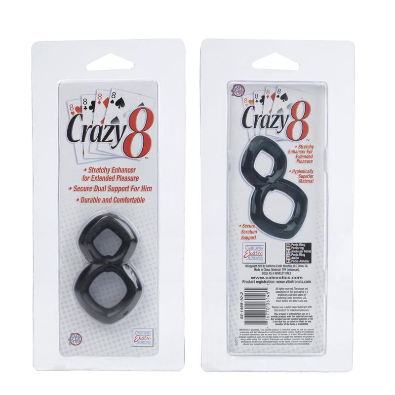 Crazy 8 Black