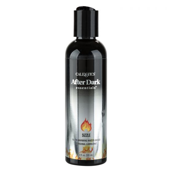 AFTER DARK SIZZLE WARMING WATER BASED LUBE 4OZ