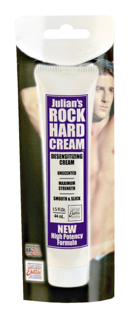 JulianS Rock Hard Cream