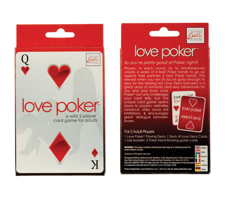 Love Poker Game