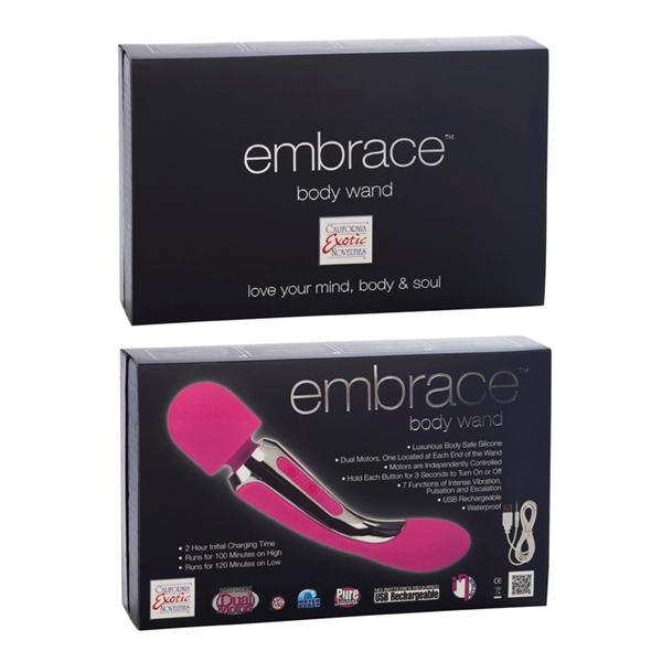 Embrace Body Wand Pink - SE460805