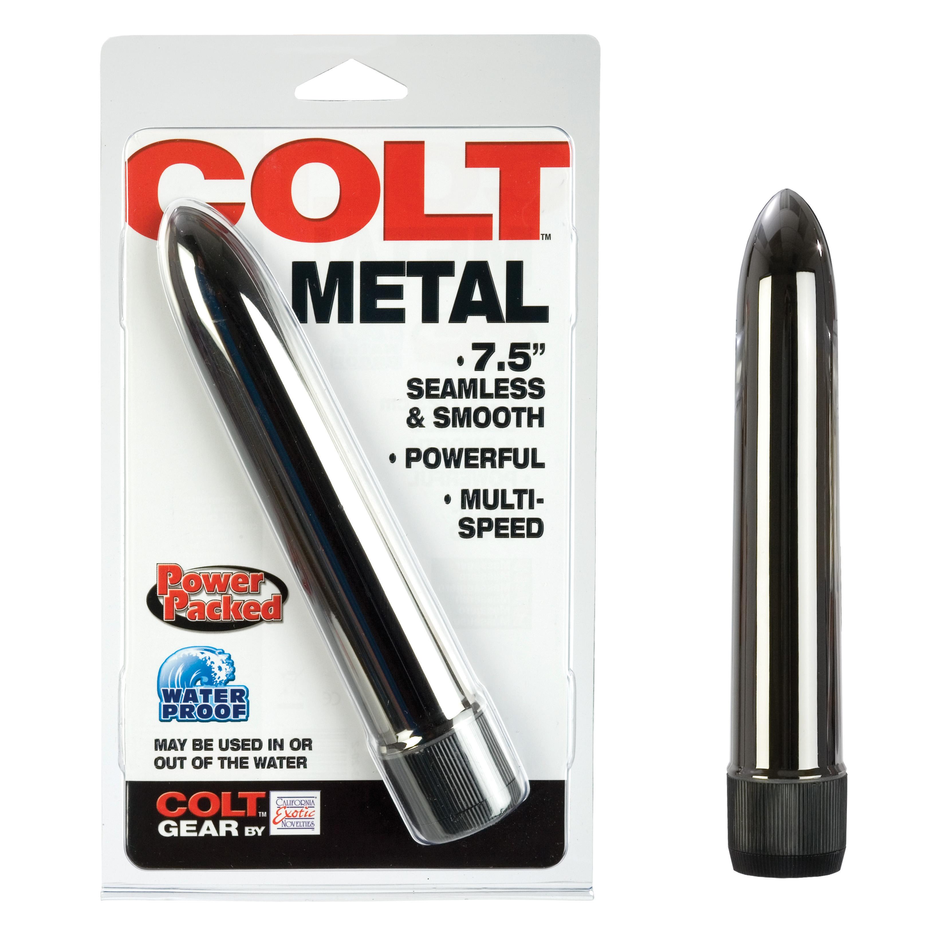 """Colt Metal 7.5"""""""