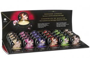 Mini Massage Candle Display