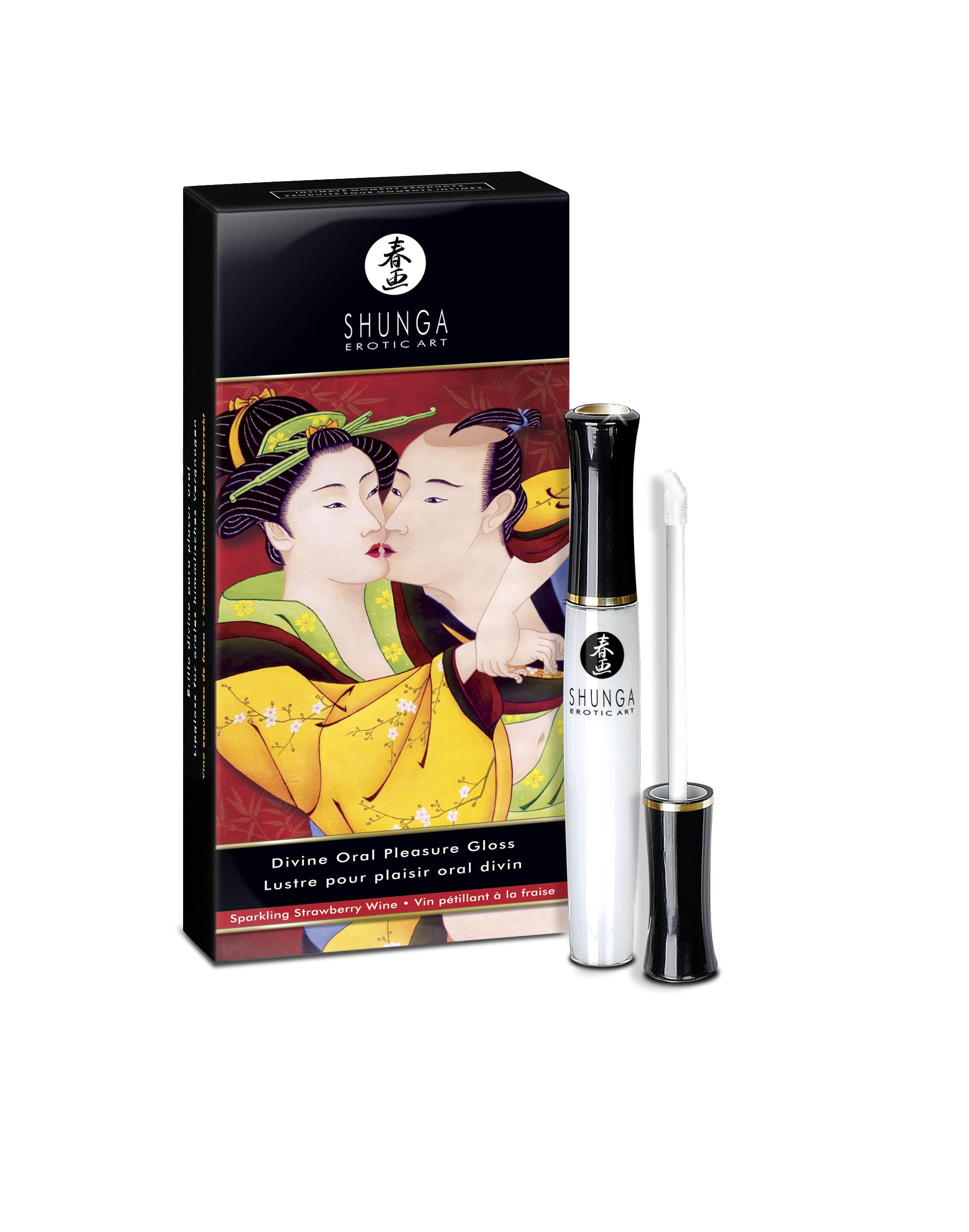 Divine Oral Pleasures Lipgloss