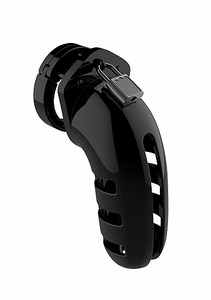 Mancage Chastity 5.5In Black Model 06