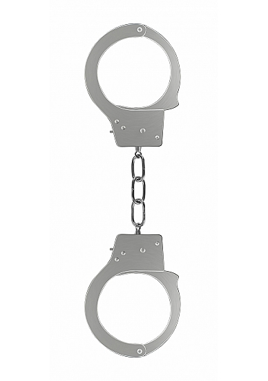 BEGINNERS HANDCUFFS METAL
