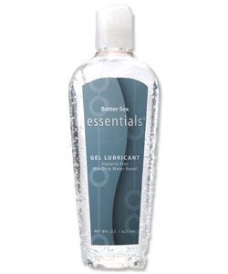 Essentials Gel Lube 8.Oz