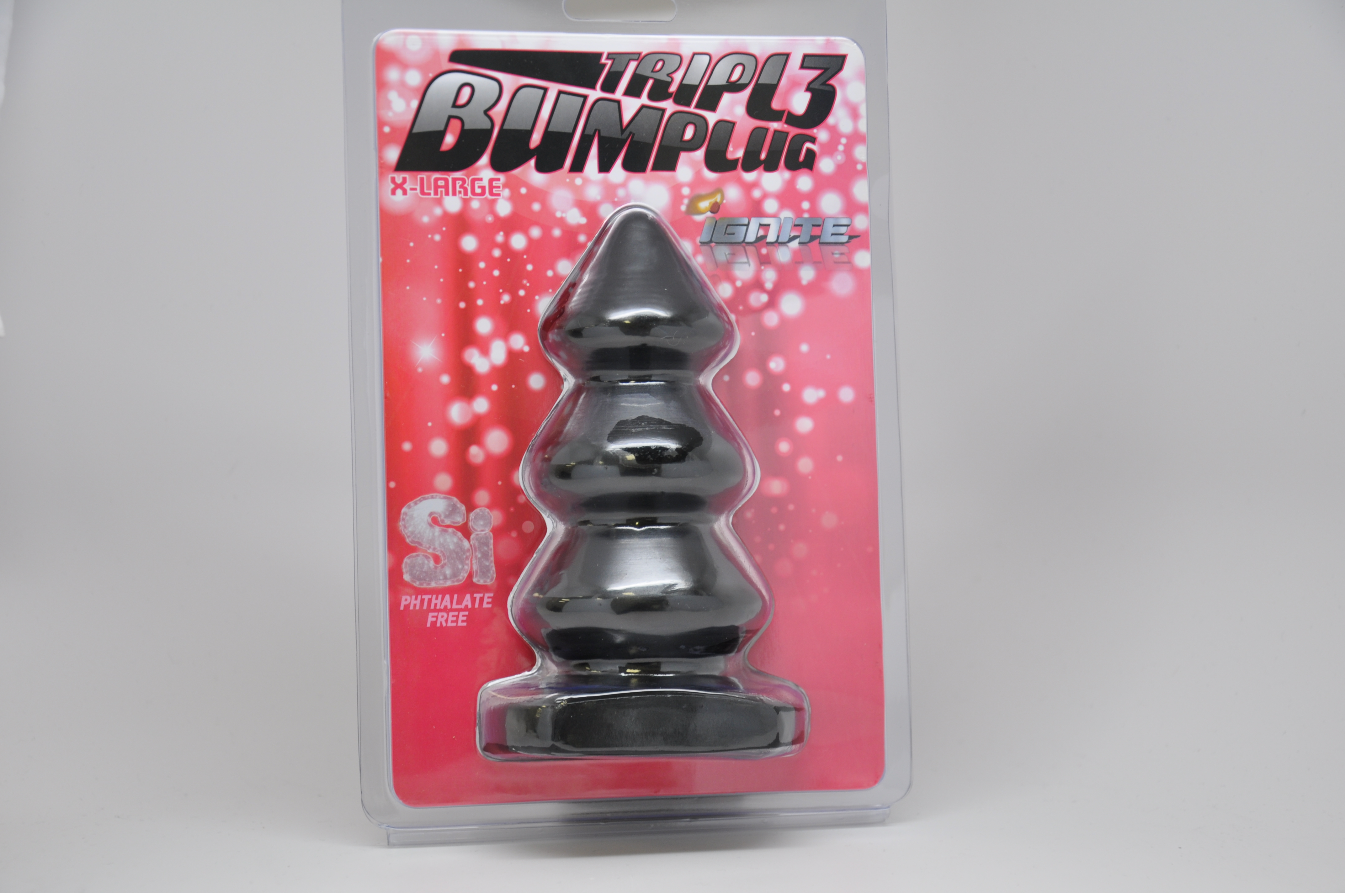 Bump Plug Black X Large