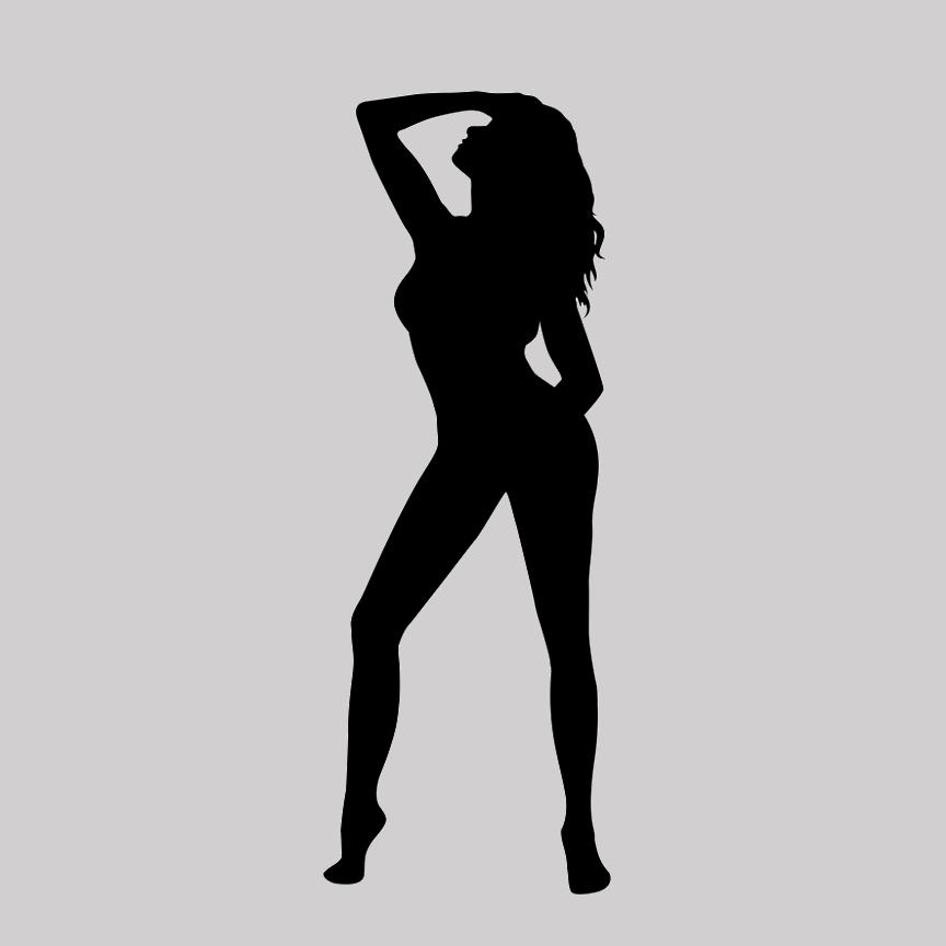 SEXY SHOWER CURTAIN F  - SIN60012