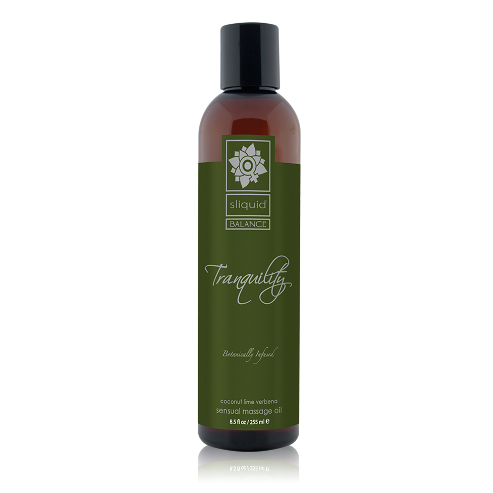 BALANCE MASSAGE OIL TRANQUILITY 8.5 OZ