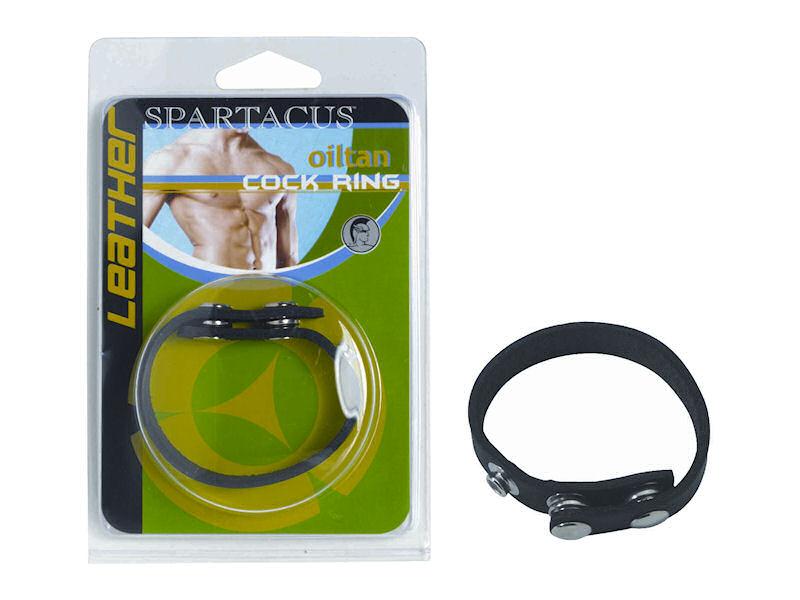 Plain Leather C Ring