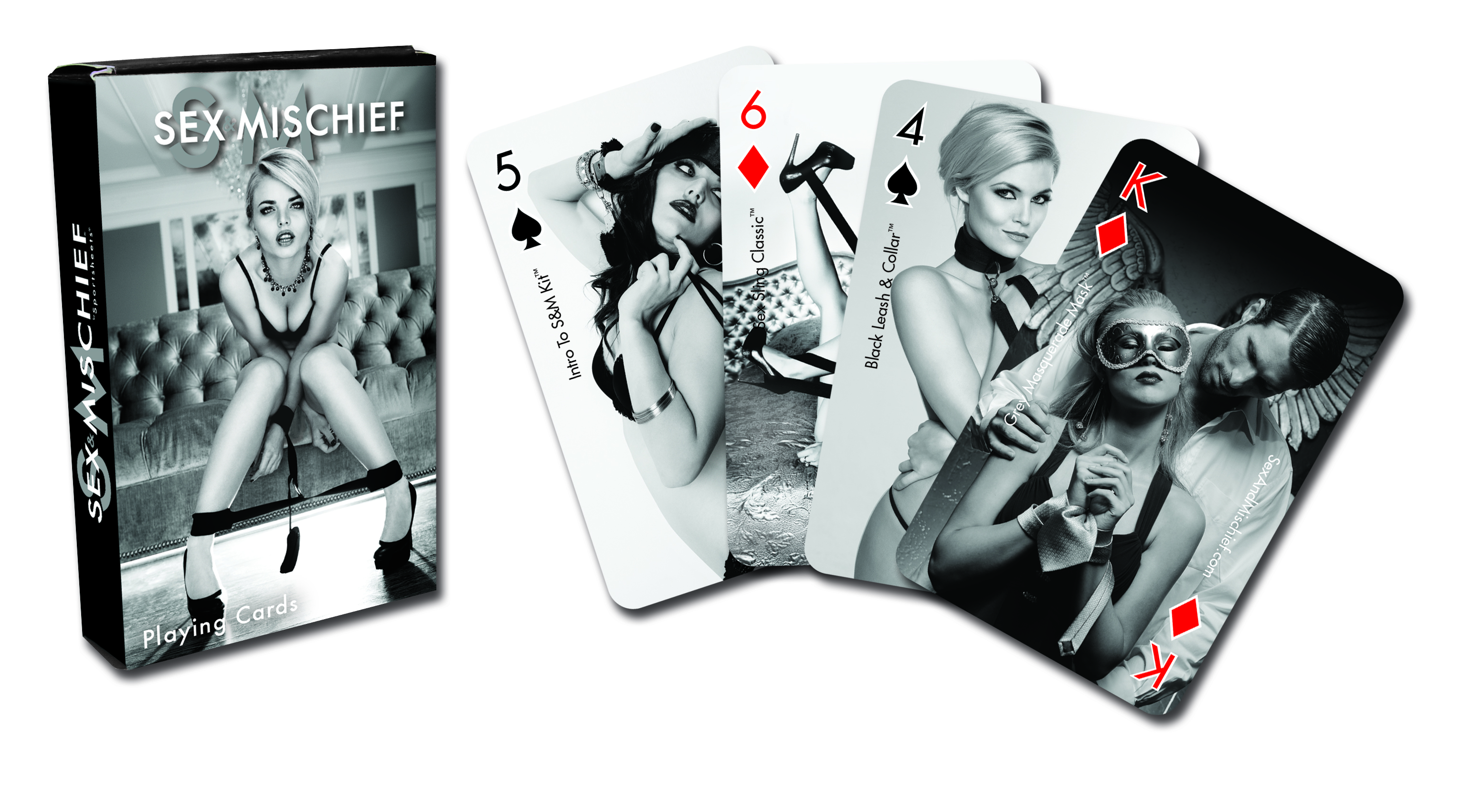 Vintage Knight's Gallery Giant Nude Playing Cards