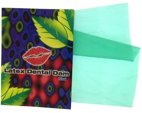 Dental Dam Mint