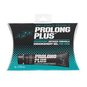 Prolong Plus Male Enhancement Gel .25 Oz