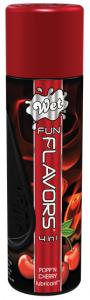 Wet Fun Flavors Poppn Cherry 3 Oz