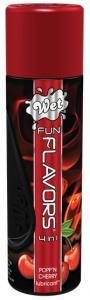 Wet Fun Flavors Poppn Cherry 3 Oz