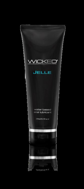 WICKED ANAL JELLE 8OZ