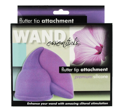 Fluttering Wand Top Attachment Packaged