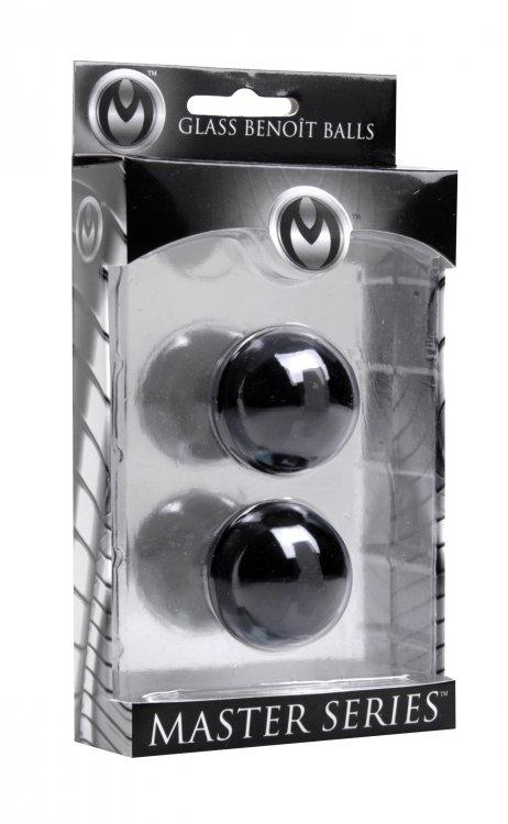 Jaded Glass Benoit Balls