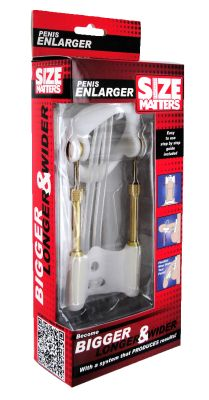 Size Matters Penis Enlarger - XRVF433